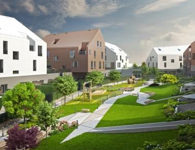 V Jarovciach vyrastie projekt bývania, aký na Slovensku nemá obdobu